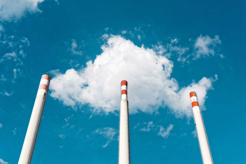 Carbon-loving materials designed to reduce industrial emissions