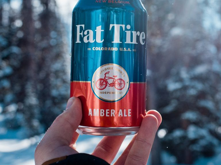 New Belgium Fat Tire Amber Ale is First Carbon Neutral Beer Nationally Distributed in US