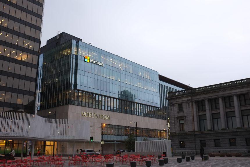 Microsoft's Sustainability Pledge