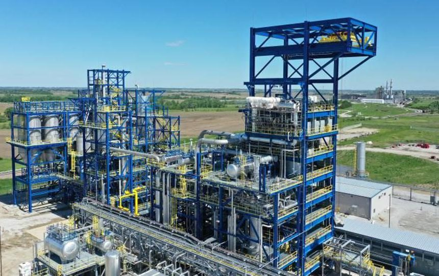 This Startup's Building A Factory To Sustainably Turn Natural Gas Into Fertilizer