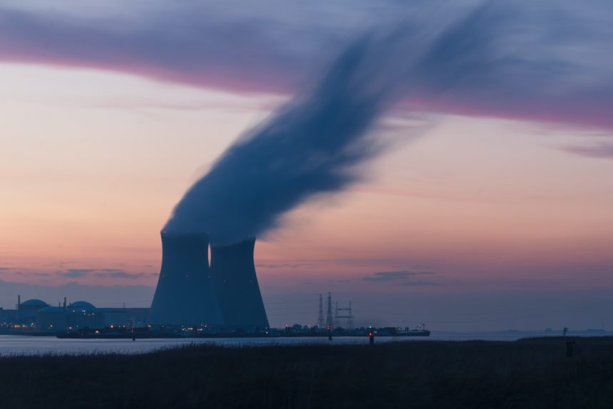 Nuclear energy is a critical investment