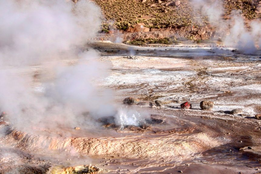 Hot and bothered about geothermal energy
