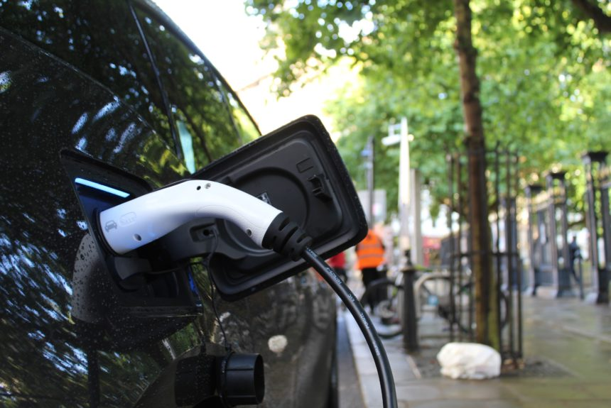 Drop in pandemic carbon dioxide emissions previews world of electric vehicles