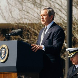 What President Biden can Learn from George W. Bush on Climate