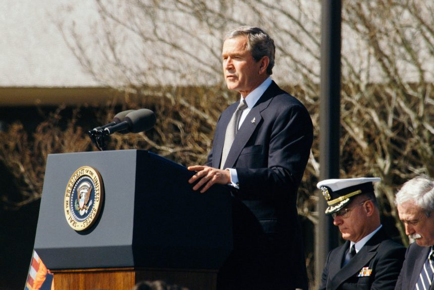 What Joe Biden can Learn from George W. Bush on Climate