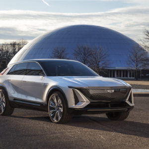 GM's Electric Cadillac Lyriq Arrives Spring 2022 With +300-Mile Range, $60,000 Starting Price