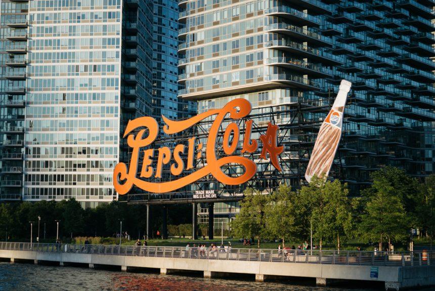 Pepsico Pledges Net-Zero Emissions By 2040