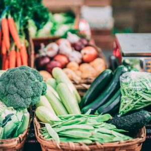 5 Environmental Benefits of Vegetarianism