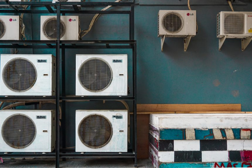 Cooling homes without warming the planet