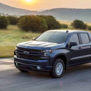 GM to build electric Chevy Silverado pickup in Detroit