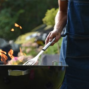 The Environmental Case for Charcoal Grilling