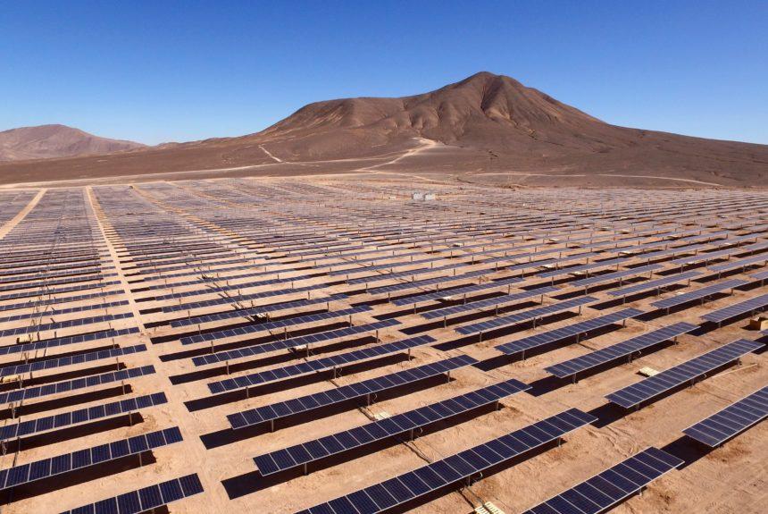 Solar Power's Land Grab Hits a Snag: Environmentalists