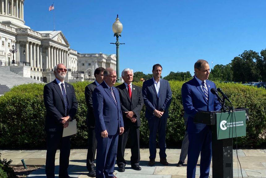 Congressional Conservatives Launch Climate Caucus