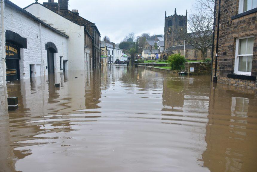 Drown the Federal Flood Insurance Program