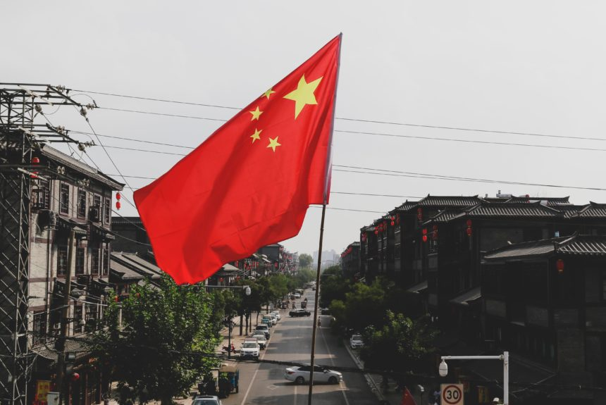 China Plays the Climate Card