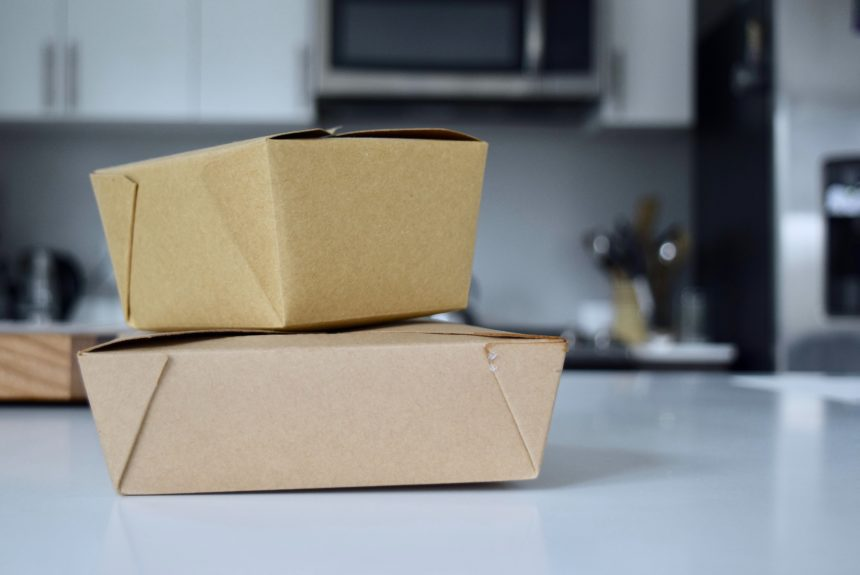 How some restaurants are taking out single-use takeout containers