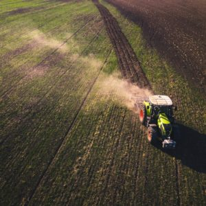 'Digital farming' aims to cut emissions, toxic runoff