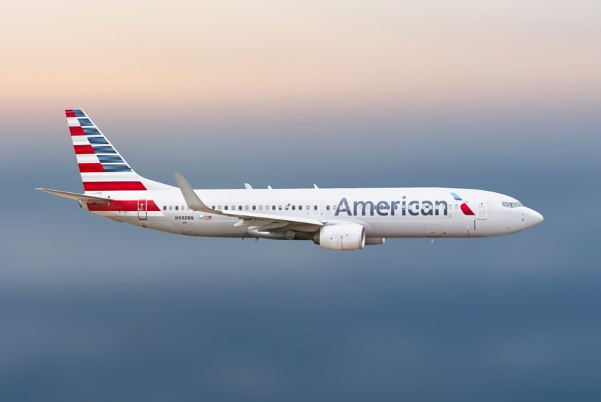 American Airlines Partners With Gates' Group
