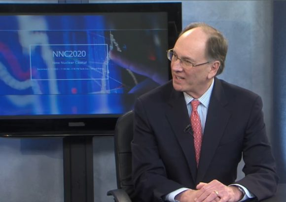 Bud Albright Joins Right Voices Interview Series to Kick off Nuclear Science Week