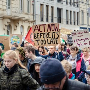 To beat climate change, we must beat climate anxiety