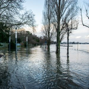 Nearly 1 in 4 U.S. roads vulnerable to flooding — report